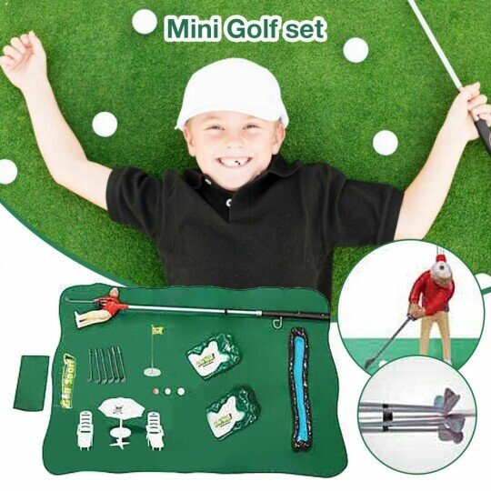 Indoor Mini Golf Game