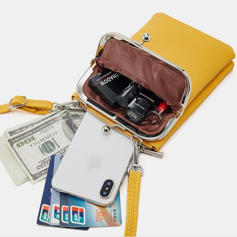 Multifunctional Phone Bag Crossbody Bag