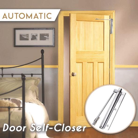Automatic Door Self-Closer
