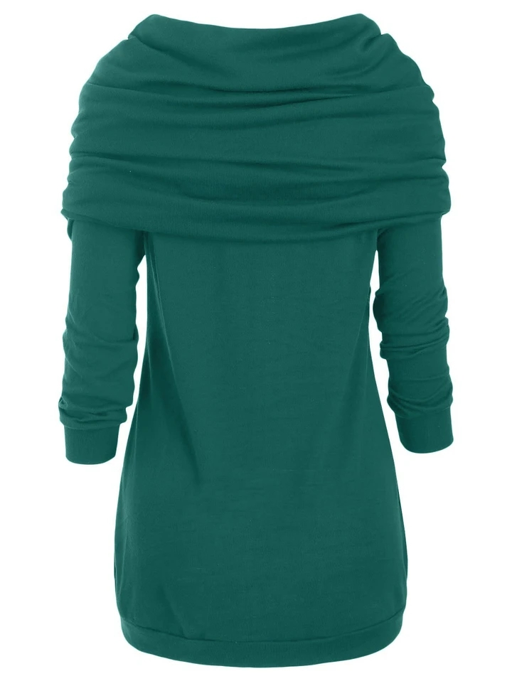 The latest trend of Gorgeous Hooded Dress in 2021
