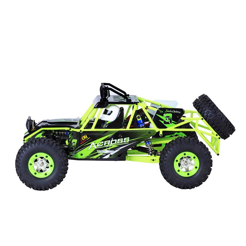 WLtoys 12428 2.4G 1:12 4WD Electric Off Road RC  Car with RTR LED Light