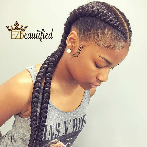 Best Braiding Hairstyles African American Hair 715 Store Little Kids Hairstyles Middle Part Bob Wig Easy Hairstyles For Natural Hair