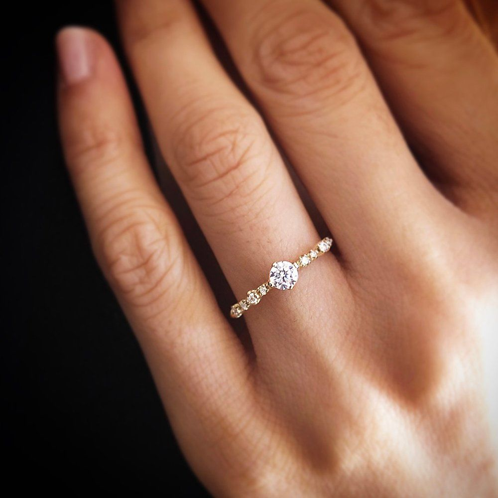 2020 New Rings For Women Fashion Pendant Boho Engagement Rings $1000 Engagement Ring Vintage Jewellery