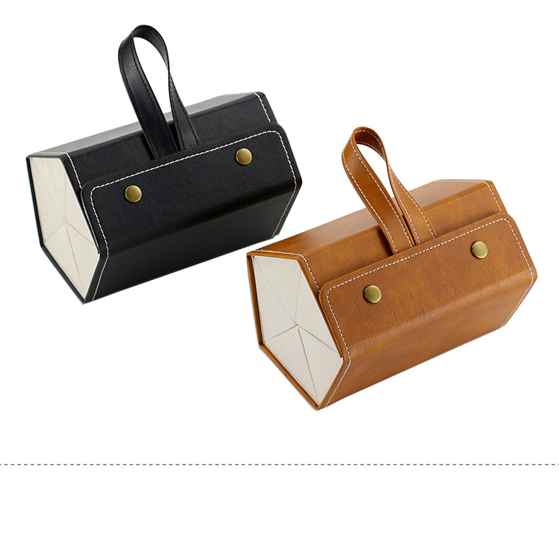 2021 New Style Multiple Leather Sunglasses Case