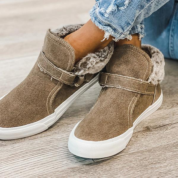 Upawear Daily Casual Canvas Boots