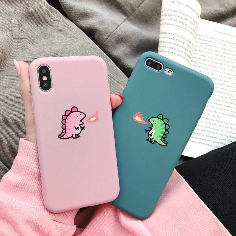 Cute Fire Dragon Cases