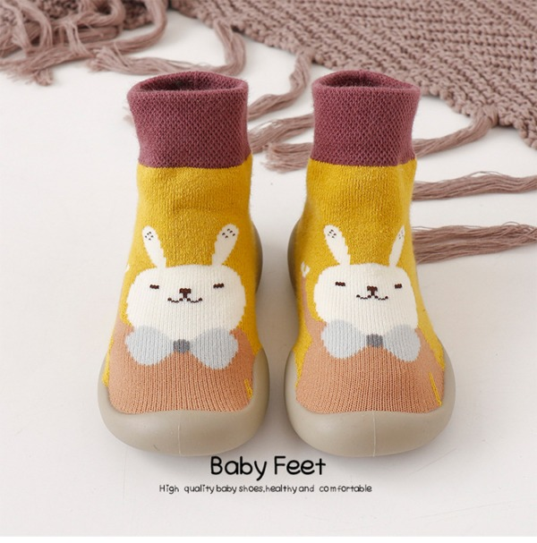 (New Year's Pre-Sale-Save 50% Off) New Autumn And Winter Cartoon Sock Shoes - BUY 2 Free Shipping