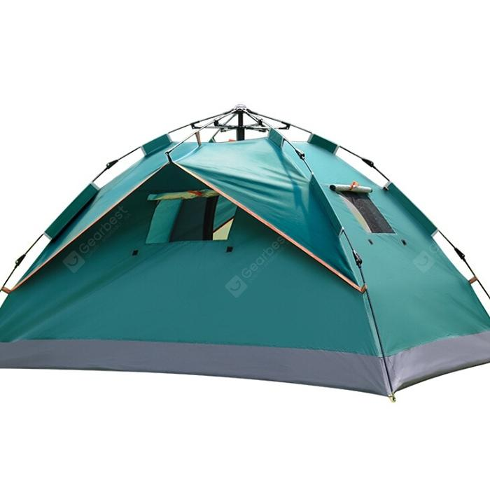 SHENGYUAN SY-DS001 Outdoor Tent Double People Three Windows Automatically Open