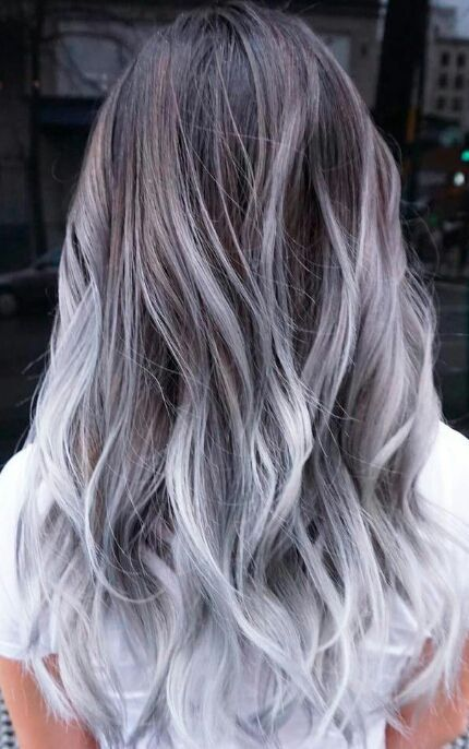 Gray Wigs Natural Hair Line Lace Frontal Wigs Black Wigs With Blonde Highlights Affordable Quality Wigs High Quality Brazilian Hair Pink Ombre Wig Brown With Grey Highlights