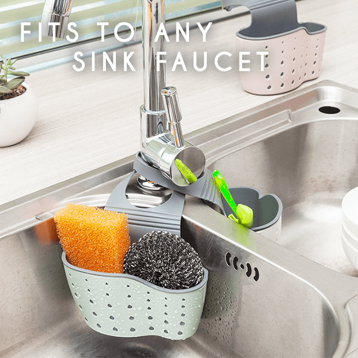 Kitchen Sink Caddy Organizer