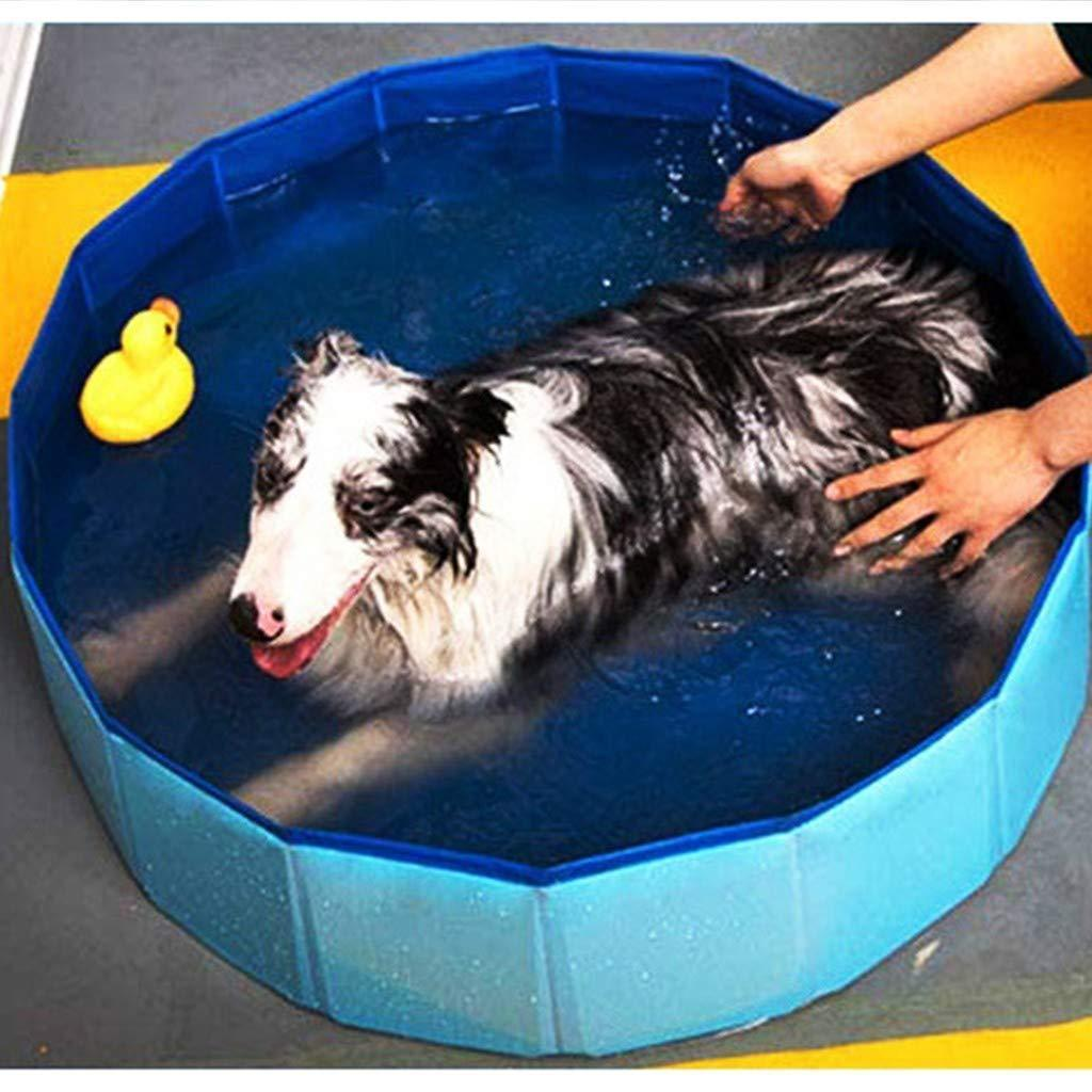 Cool Paw Foldable Dog Pool Pet Bath Inflatable Swimming Tub