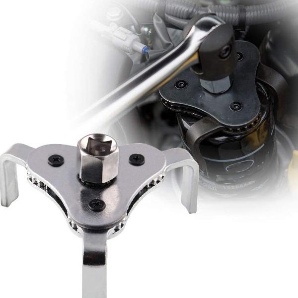 Adjustable Oil Filter Removal Wrench Tool - CHANGE OIL LIKE A PRO