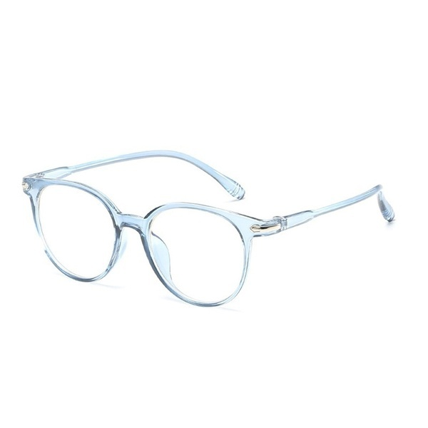 1 Piece Fashion Spectacle Optical Vintage Frame Glasses Clear Lens Vintage Computer Anti-Radiation Eyeglasses