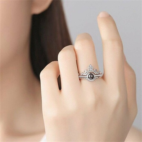 Creative ring, bracelet and necklace puzzle jewelry box