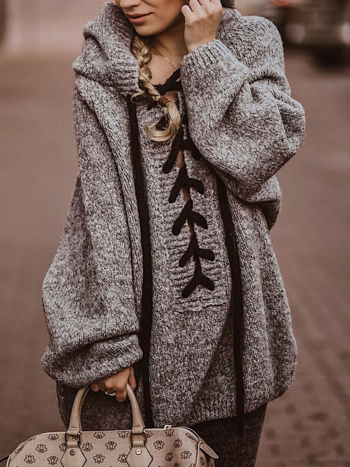 Pullover Loose Sweater