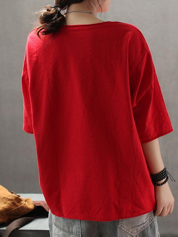 Relish the Thought Cotton Top