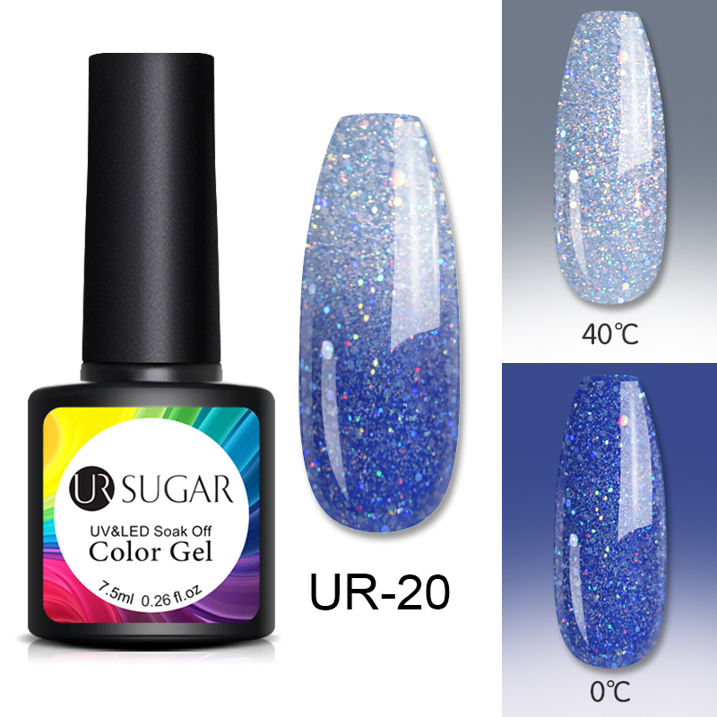 COLOR CHANGING NAIL GEL