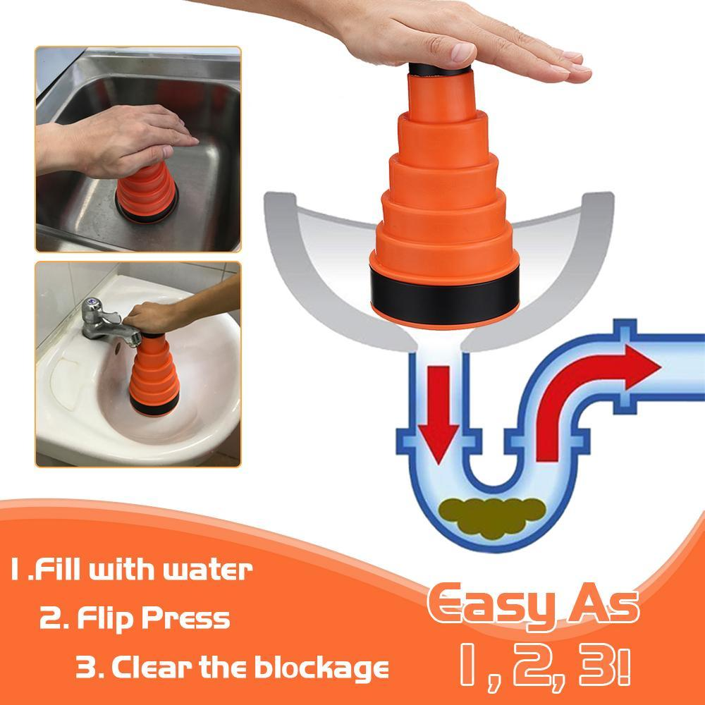 (Factory Outlet 20,00 items )[70% OFF]Pipe Cleaner Dredging Tool& 😍Buy 3 Get 1 Free Today