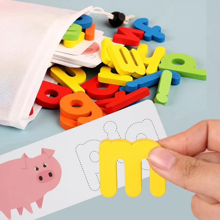 🎅Christmas Pre Sale🧦Letter Recognition Word Spelling Toy