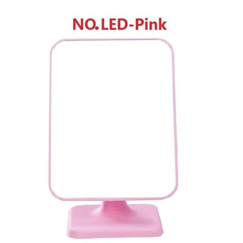22LED/16LED/No LED Vanity Mirror with Lights -Touch Screen Dimming - Detachable 10x Magnifying Makeup