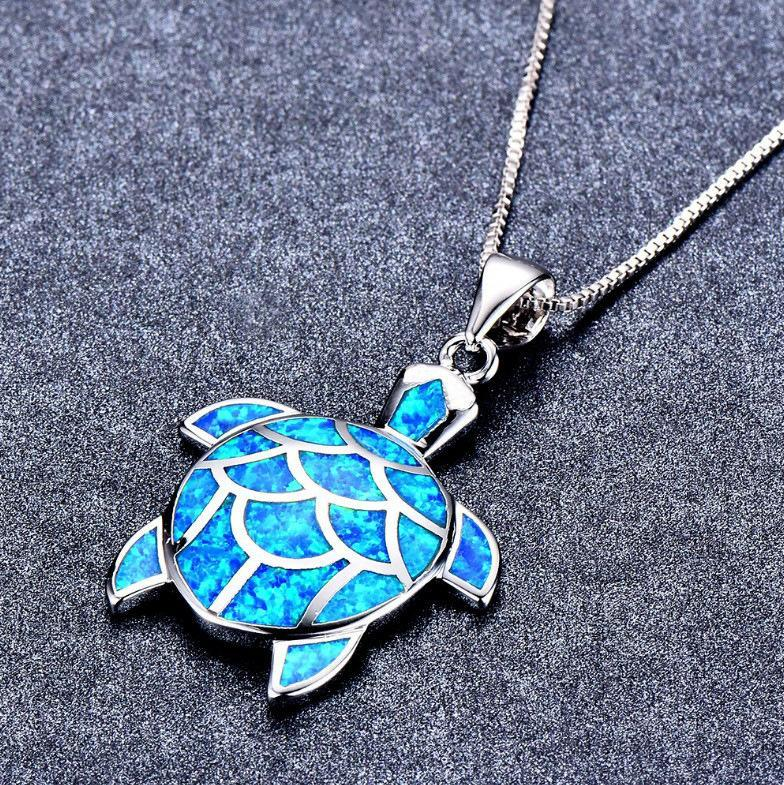 Save a Turtle Necklace Style 2