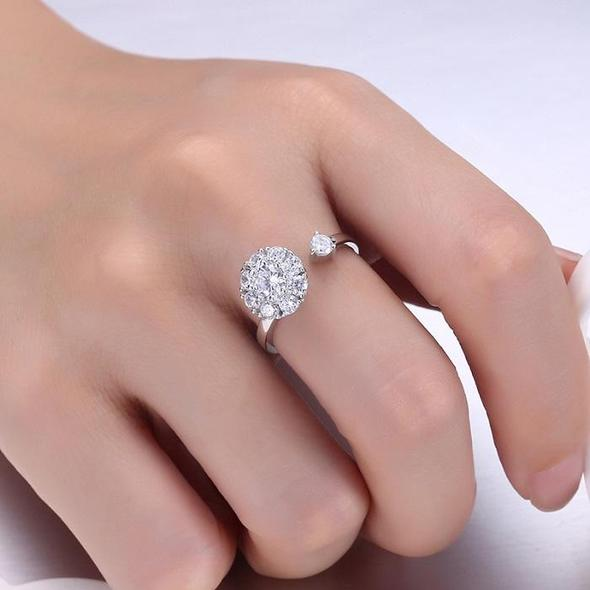2020 New Design Sterling Silver Spinning Rings-Last Day Promotion 50% Off