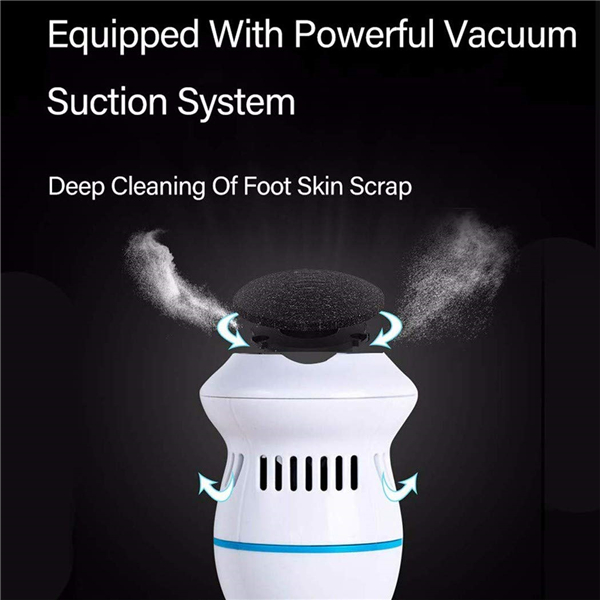 (🔥LAST PROMOTION&50% OFF)Electric Pedivac-remove your callus easily