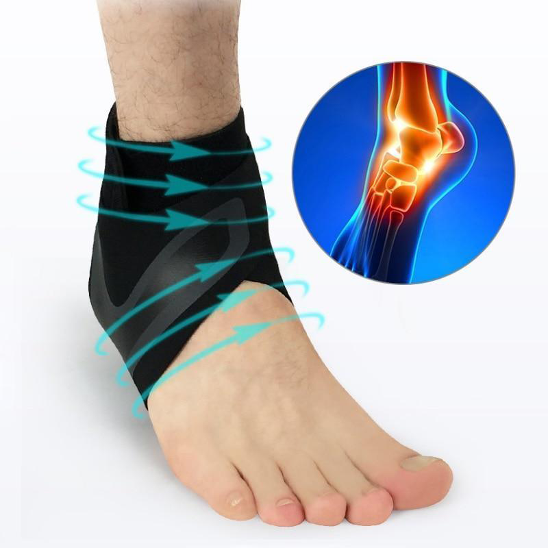 ALL DAY ANKLE SUPPORT STRAP (1 pair)