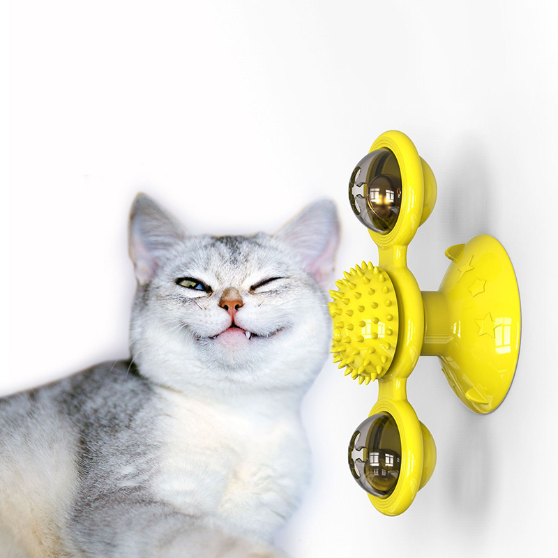 40% OFF Toady ! Windmill Cat Toy - Buy 2 Free Shipping