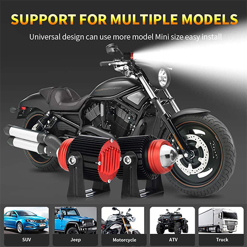 Motorcycle Projector Lens LED