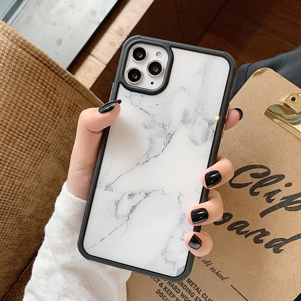 Shockproof Marble Case
