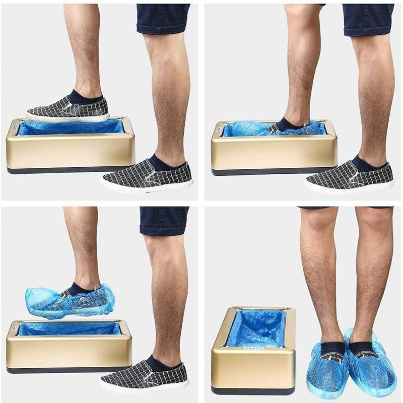 Automatic Shoe Cover Dispenser【FREE SHIPPING】