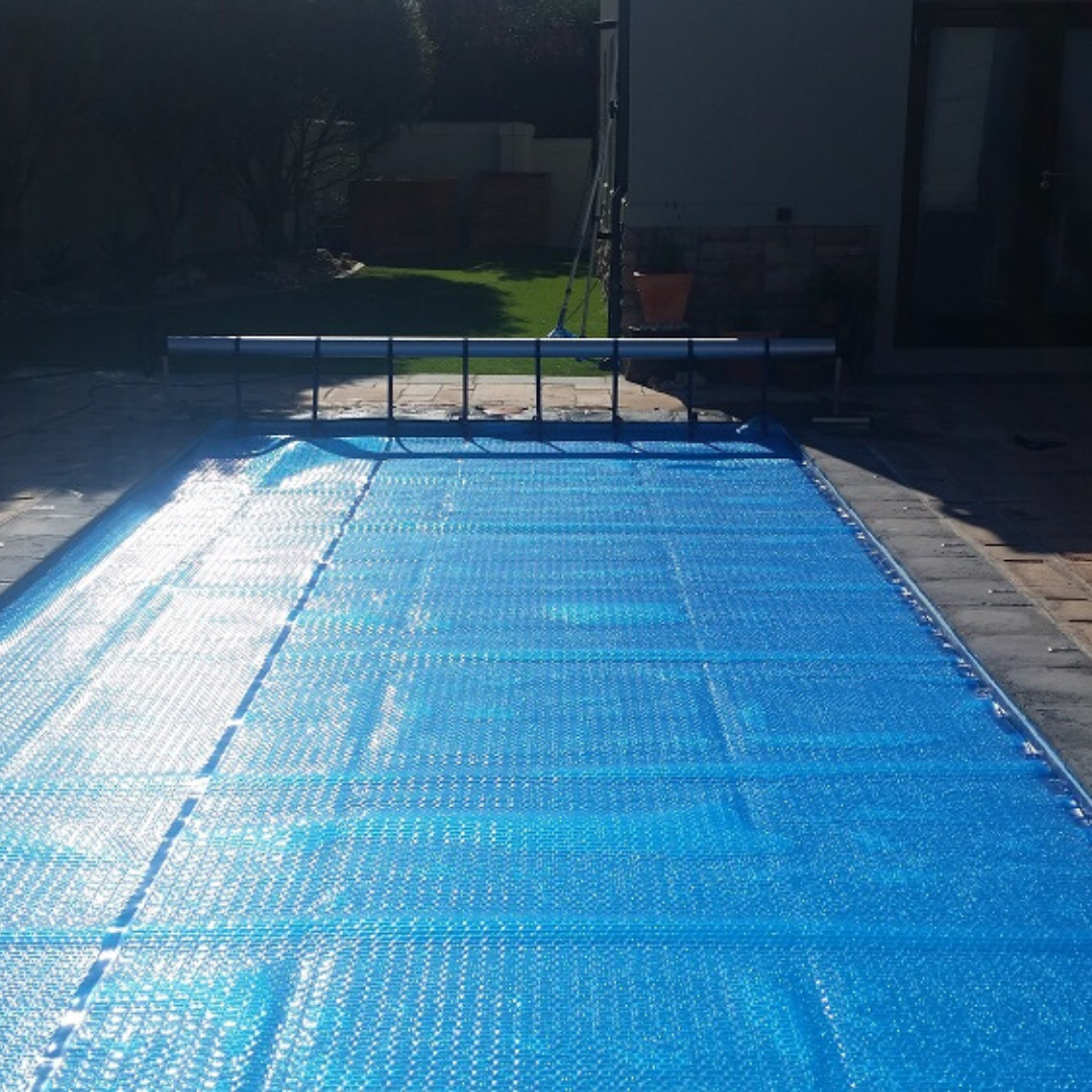 12ft-Solar Above Ground Blanket Cover Pool