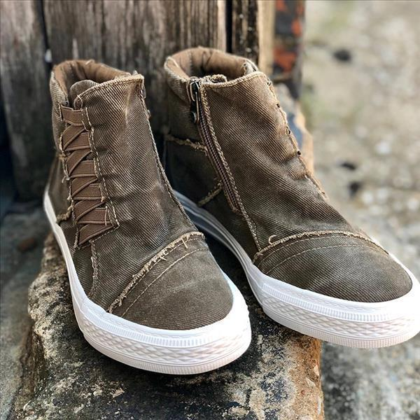 Faddishshoes Outdoor Fall/Winter Outfit Sneakers Boots