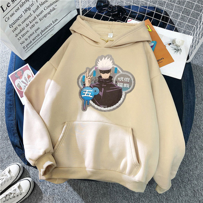 My Hero Academia Men'S Long Sleeve Printed Retro Hoodie