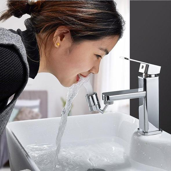 ✨NEW YEAR SALE 50%OFF-TODAY✨720° Universal Splash Filter Faucet
