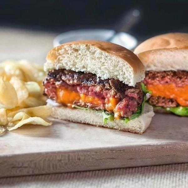 Hamburger Press Patty Maker - Burgers Come Out Juicy & Surprised Every Time!