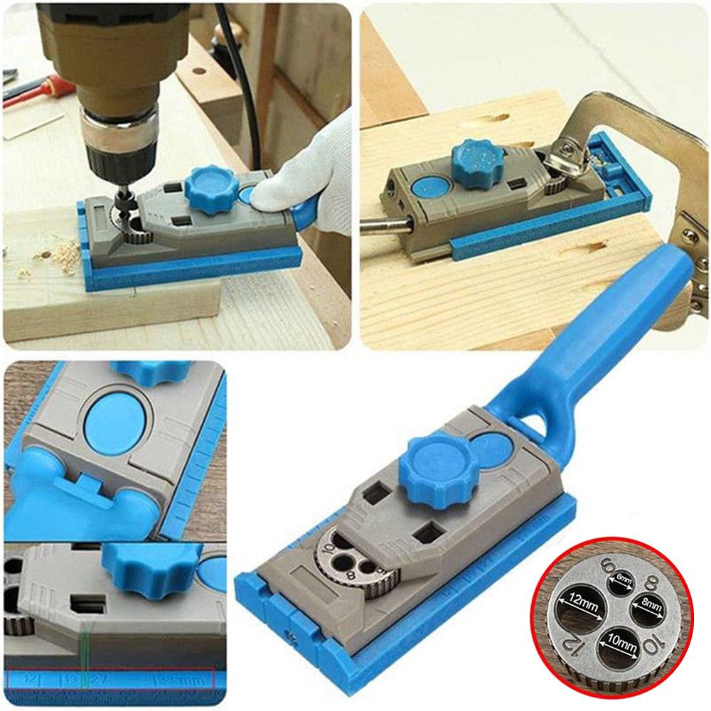 BUY 2 FREE SHIPPING-2-in-1 Genius Jig for Home Improvement