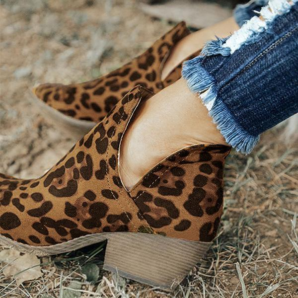 Upawear Daily Cut Out Boots