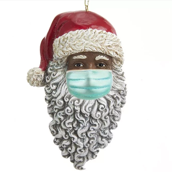 🎅Santa in 2020 Ornament🎅
