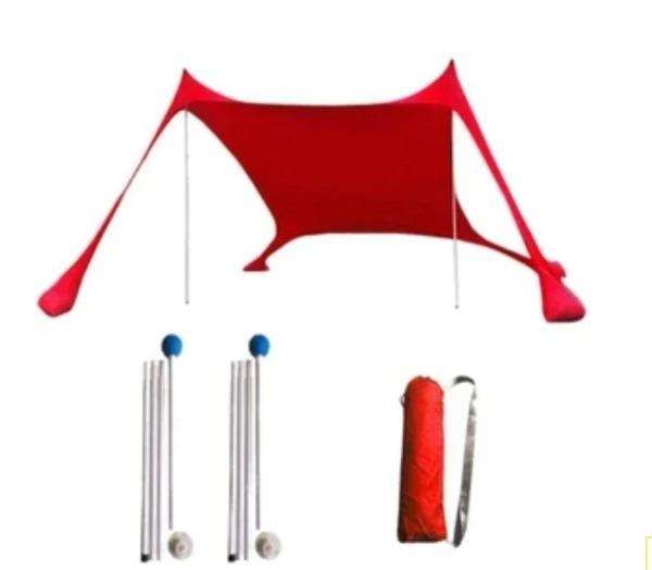 Portable Windproof Beach Sunshade Tent--Free  Shipping