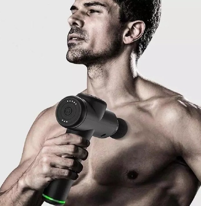 4 In 1 Upgraded Pro Electric Muscle Massage Gun