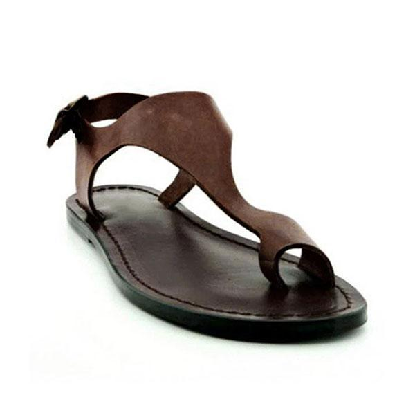 Zoeyootd Daily Casual Slip-On Holiday Sandals (Ship in 24 Hours)