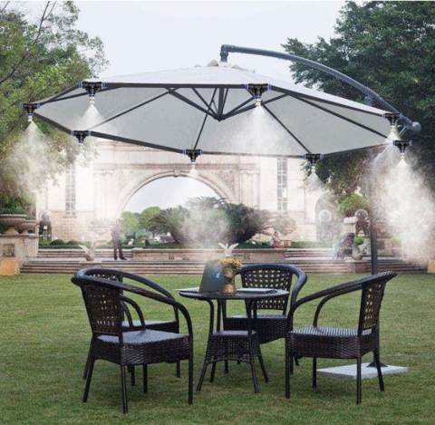 【LAST DAY PROMOTION 30% OFF】Misting Cooling System