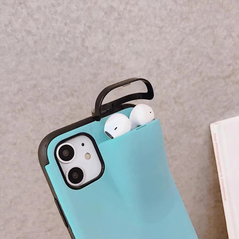 2 in1 AirPods IPhone Case🎁BUY 2 FREE SHIPPING🛒