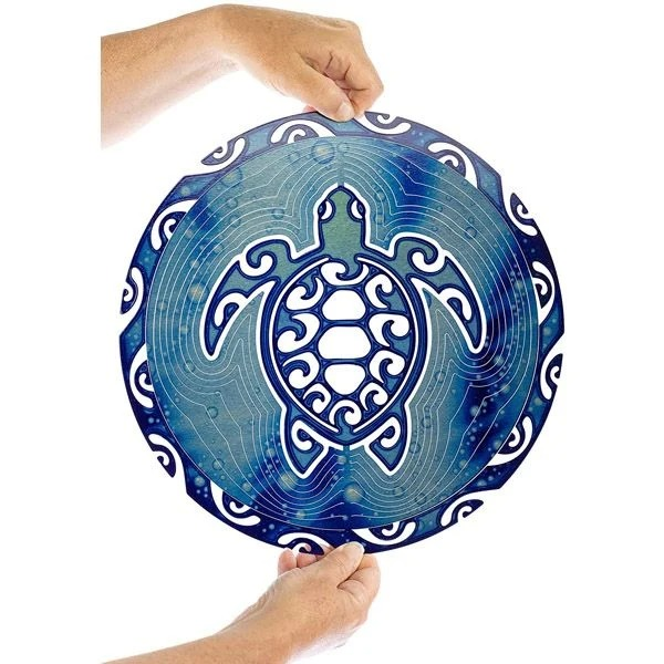 [XMAS HOT SELLING] SEA TURTLE WIND SPINNER - 50% SALE OFF, BUY 2 ITEMS TO GET FREE SHIPPING!