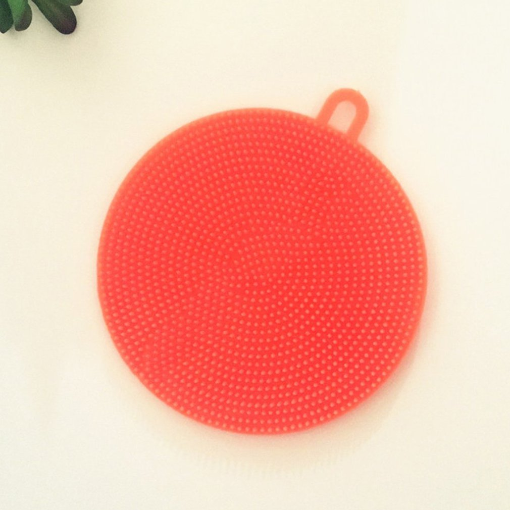 🔥BUY 10 PCS(only $3.99/pcs) FREE SHIPPING-Silicone Dish Universal Bowl Cleaning Up Brush
