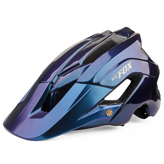 BATFOX Bicycle Helmet Road Mountain Cycling Helmets Integrally-molded