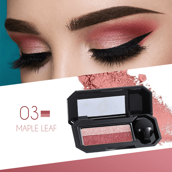 🎉BUY MORE SAVE MORE🎉Perfect Dual-color Eyeshadow