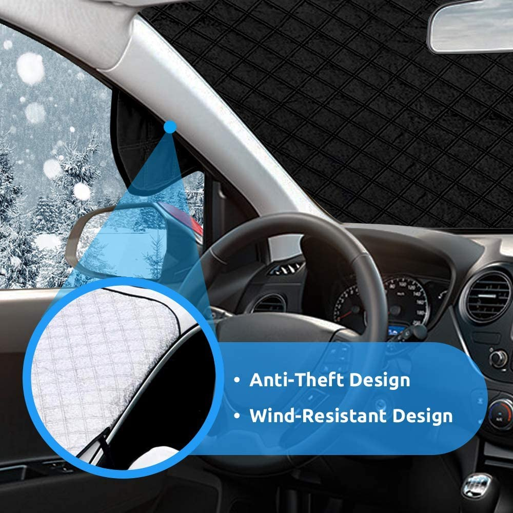 Car Windshield Snow Cover (58